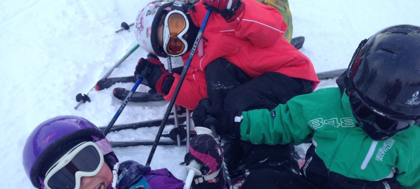 Vive la neige et leski!!!