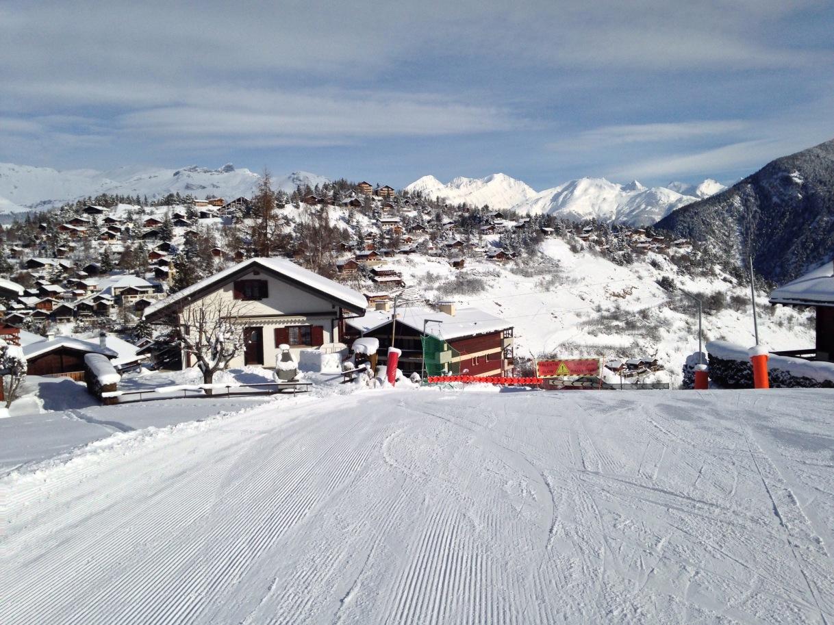Ski sun Andsnow